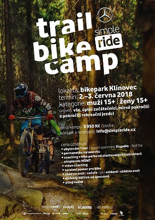 Simpleride Trail Bike Camp